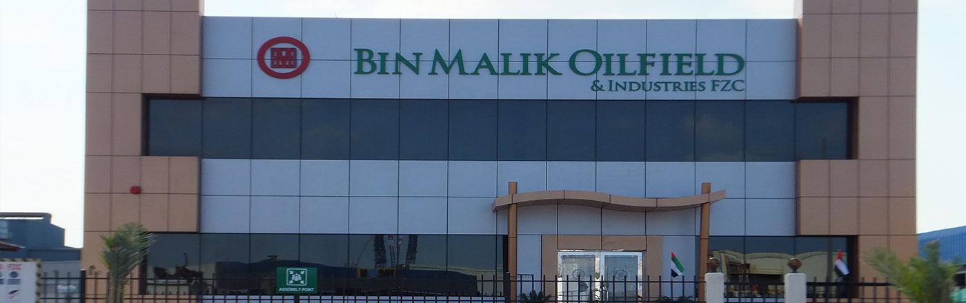 Bin Malik Oilfield & Ind Co LLC